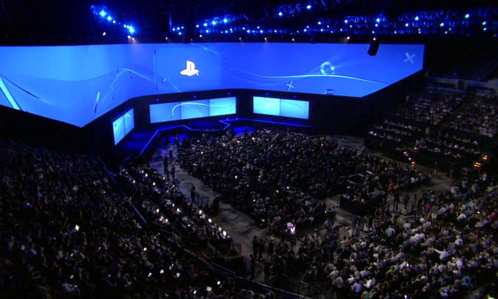E3 2016 Conferencia de Sony en directo
