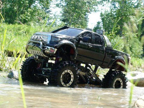 Rc Adventures Scale Rc Trucks 3 Mud Forest Water Trails