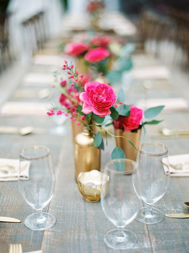 Beautiful wedding table decoration | fabmood.com