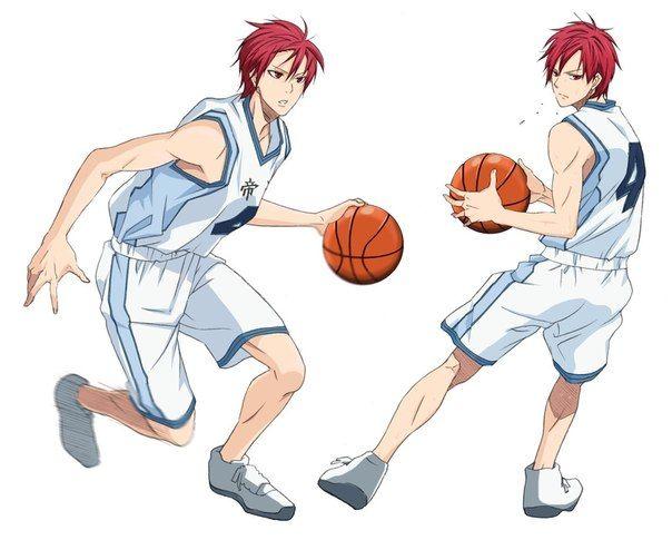 #akashi | Баскетбол куроко, Баскетбол, Аниме