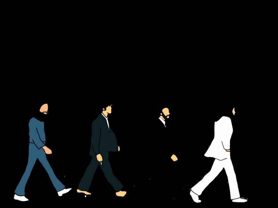 Http Img05 Deviantart Net 3dfa I 2012 279 5 4 Abbey Road By Chazzyllama D5gyou0 Png Tatuajes De Los Beatles Arte De Los Beatles Beatles