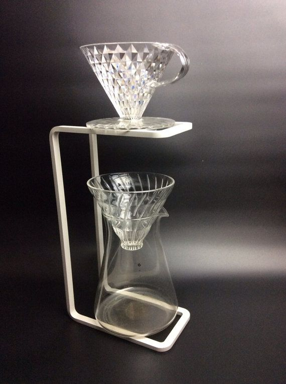 10%OFF Steel Coffee pour over stand for Aeropress by BonstudioCafe