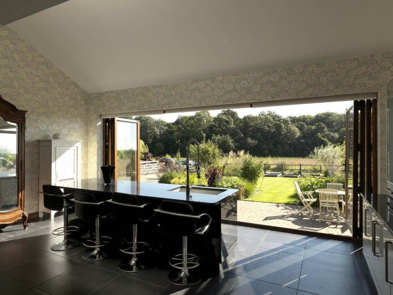 Upvc bi fold doors from eurocell come with ultimate energy upvc bi fold doors from eurocell come with ultimate energy efficiency with triple planetlyrics Image collections