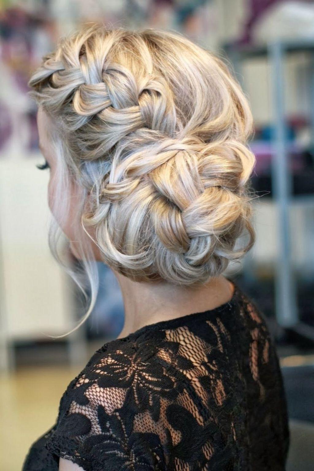 formal dance hairstyles brautfrisur