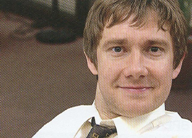 Martin Freeman Tim ~ The Office (UK) Watson ~ Current BBC Sherlock Bilbo Baggins ~ new Hobbit films <3