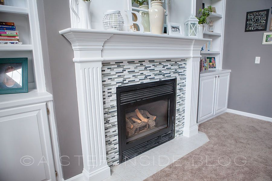 A Step Inside Product Reviews Fireplace Tile Diy Fireplace Freestanding Fireplace