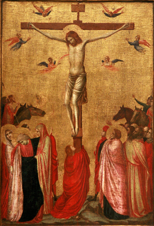 разбор распятие христа джотто картинки сфотографировать