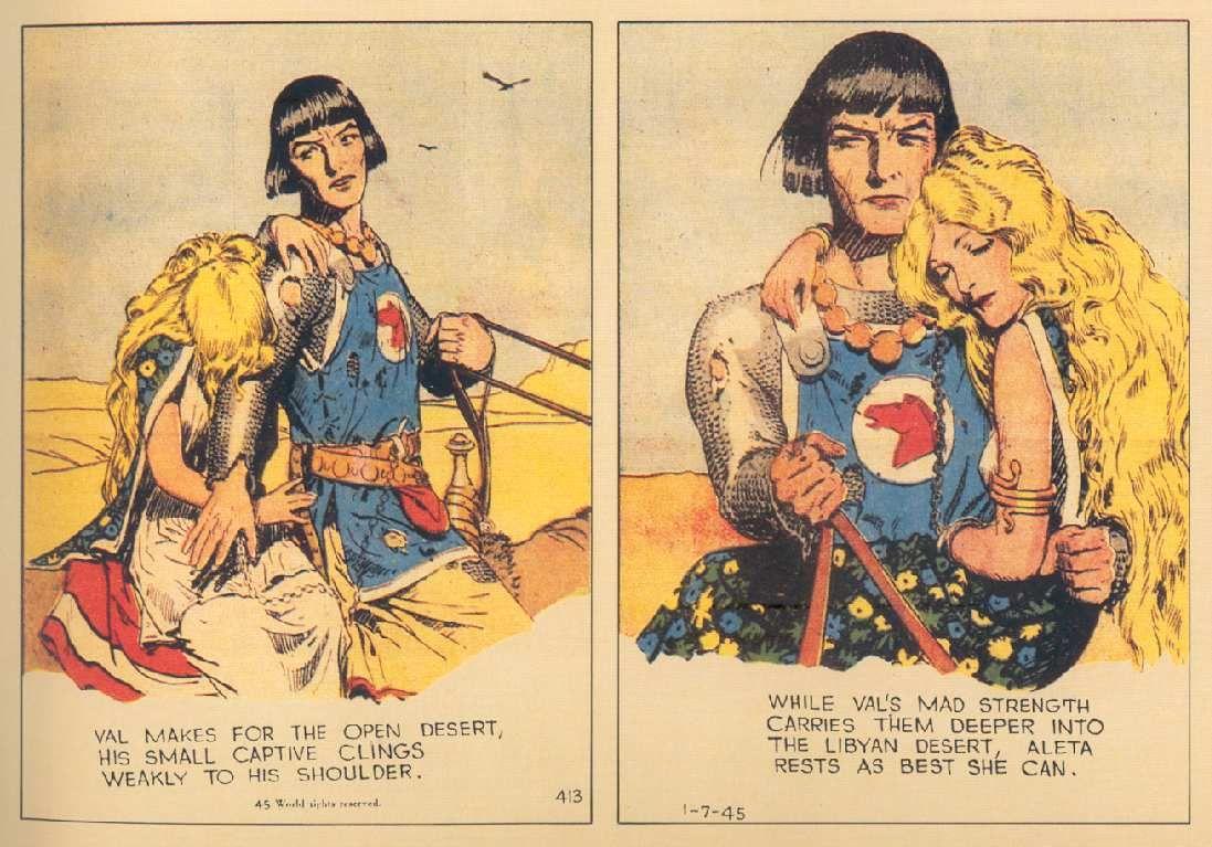 Prince Valiant Prince Valiant Comic Strip Pinterest Comic