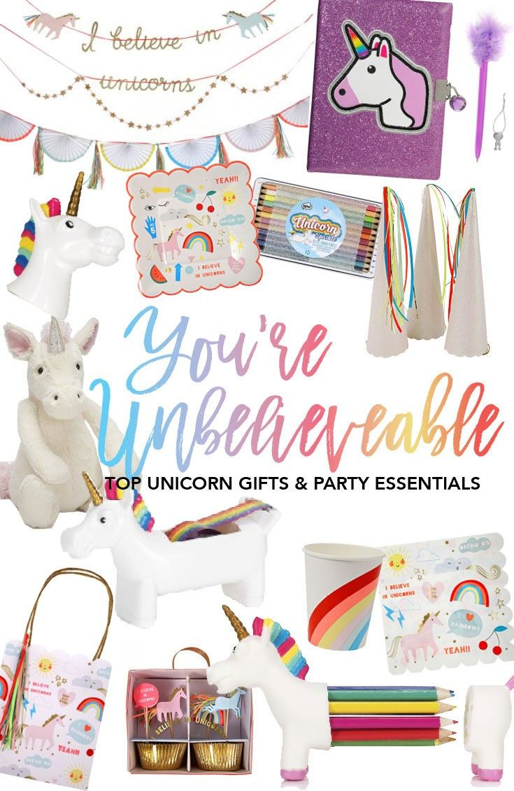 Swoozies top unicorn gifts and party essentials Shop now Youre