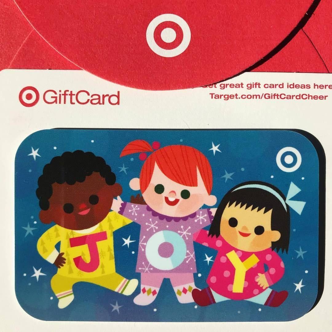 The #holiday #target #giftcard I Designed For This Year