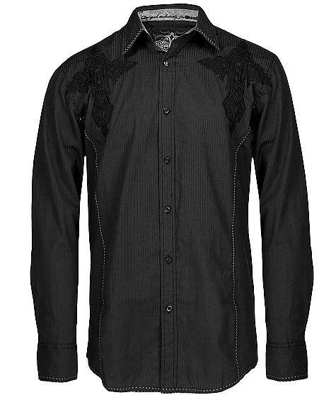 Roar Samba Button Front Shirt