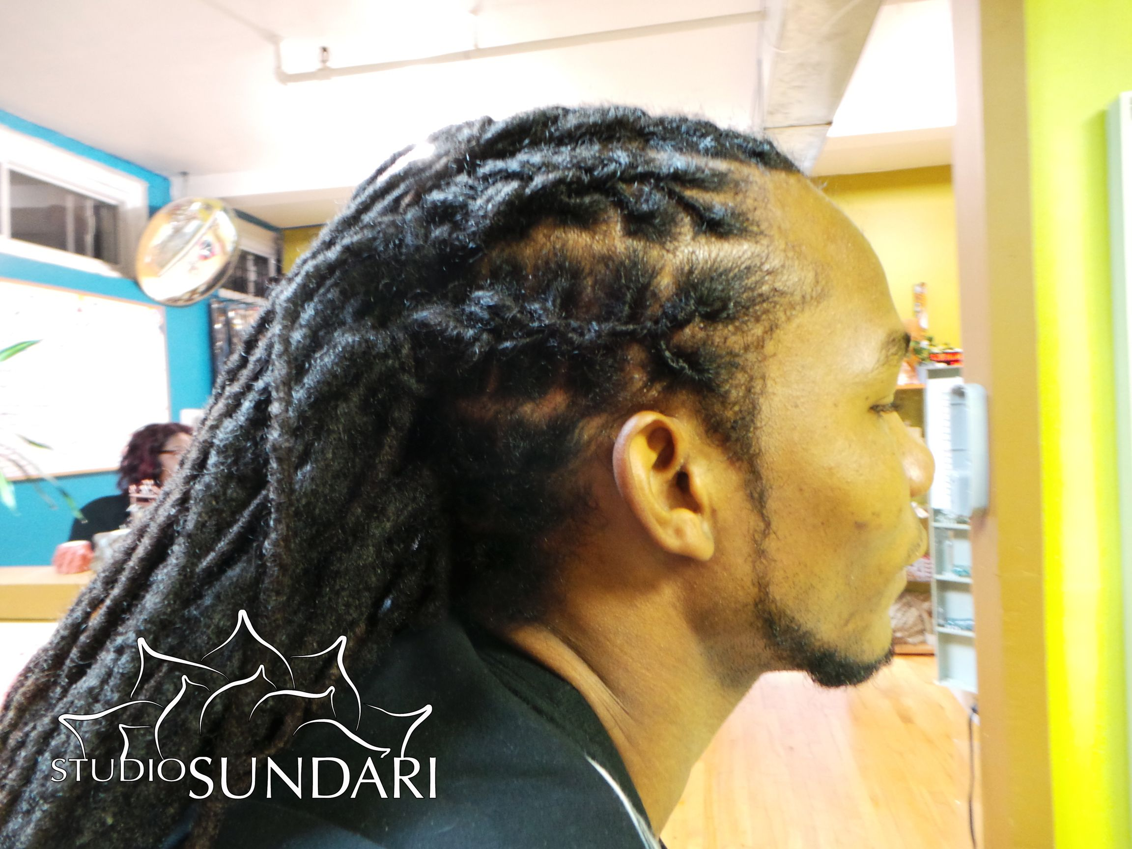 Studio Sundari Salon Natural Dreadlock Products Permanent