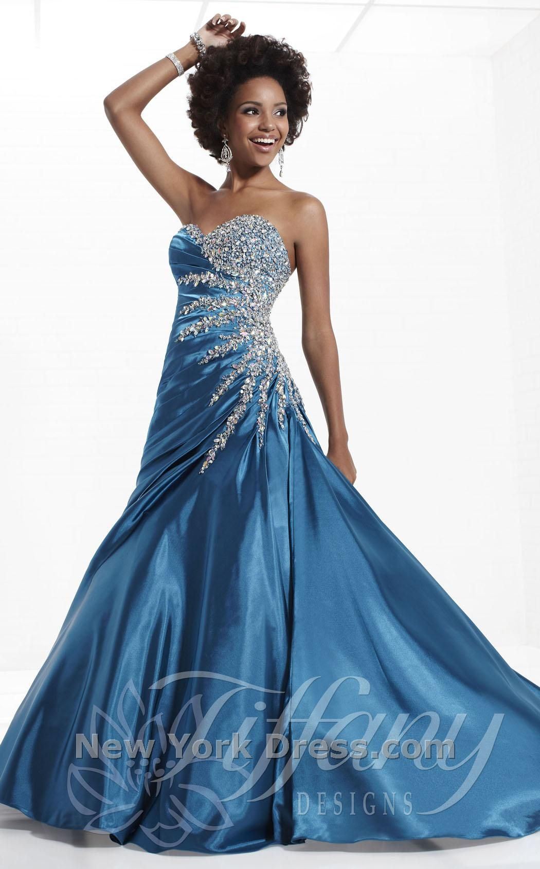 Tiffany dress tiffany dream prom and prom