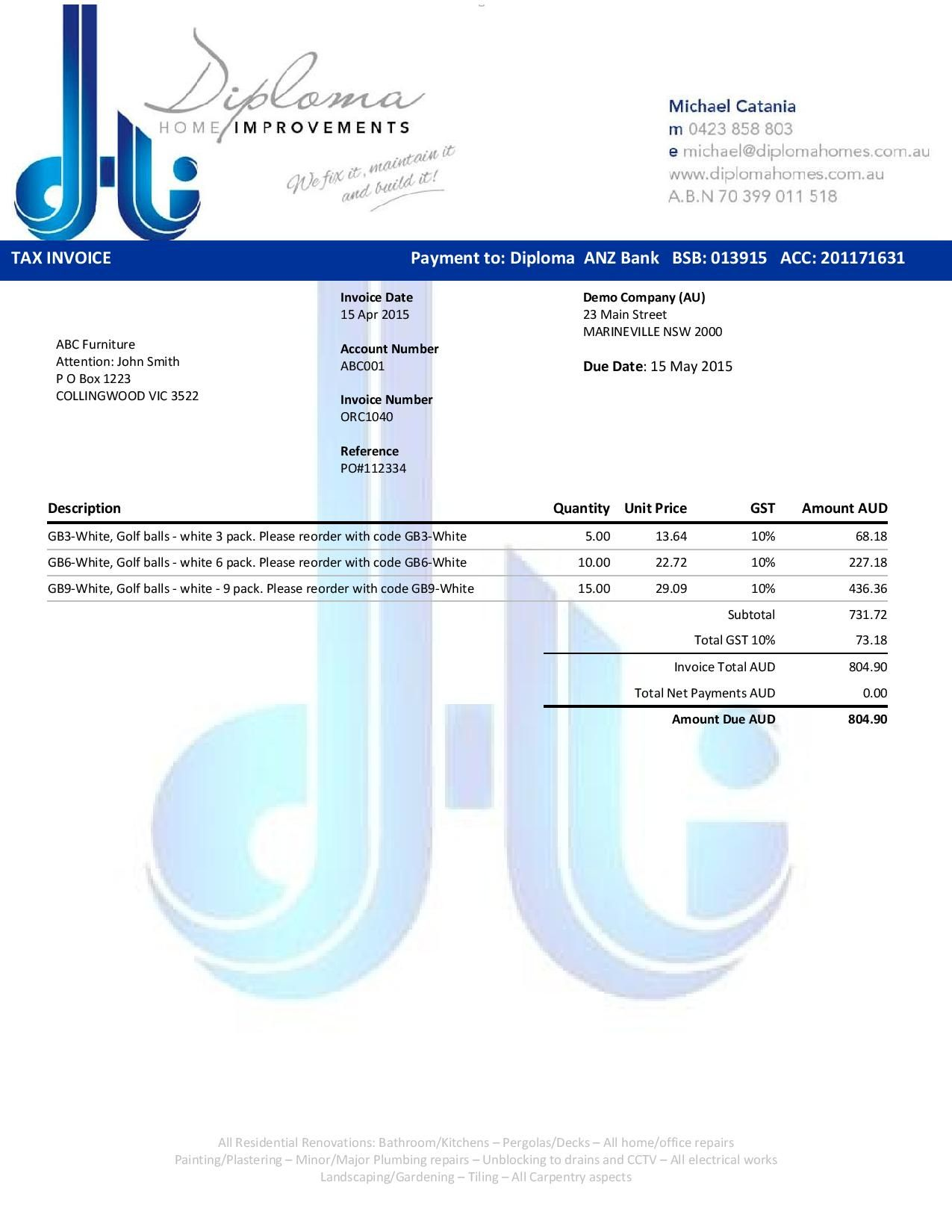 Explore Invoice Template, Templates, And More!  Custom Invoice Template