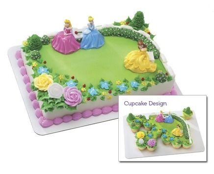 Princess cake at Mariano's | Princess Birthday Party Theme ...