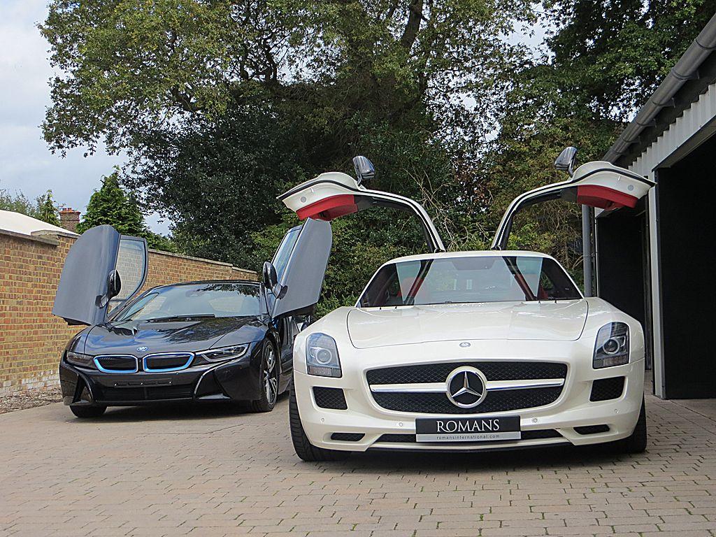 BMW i8 vs SLS AMG Doors | BMW | Pinterest | Bmw i8, Performance cars ...