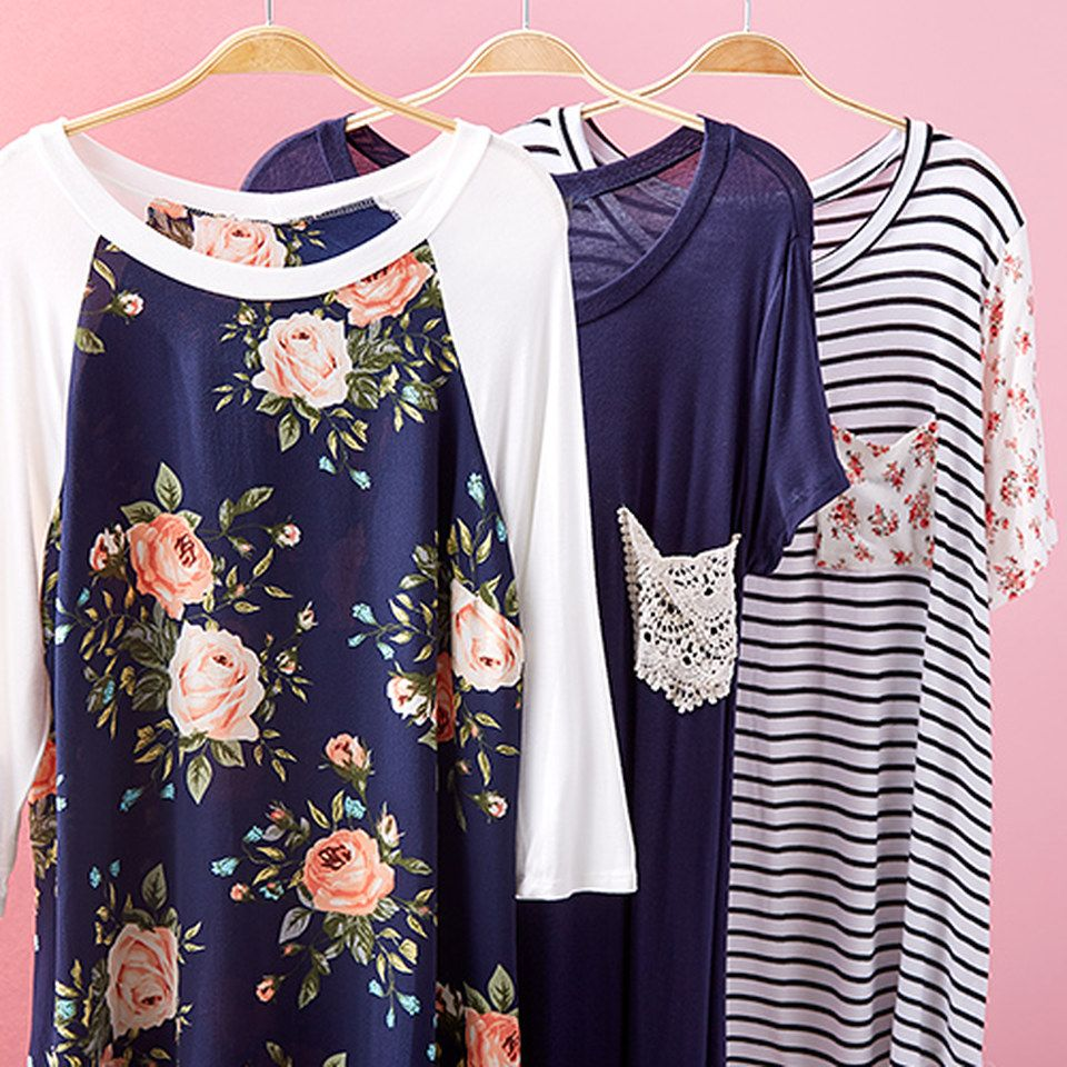 Take a look at the zulily debut | Anne's Closet | Plus event on zulily today!