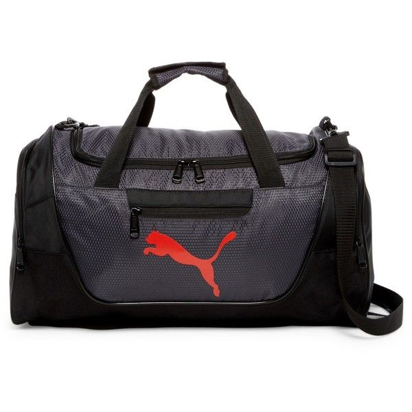 201cb5137dea PUMA Contender Duffel Bag ( 15) ❤ liked on Polyvore featuring bags ...