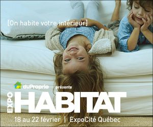 Expo HABITAT Québec - Campagne promotionnelle 2015