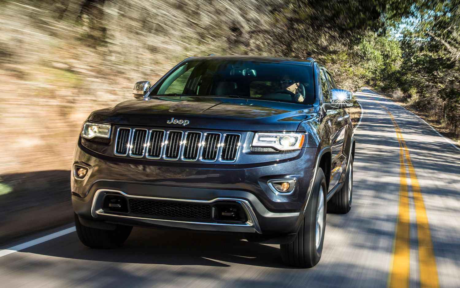 First Drive2014 Jeep Grand Cherokee Ecodiesel トヨタ2000gt