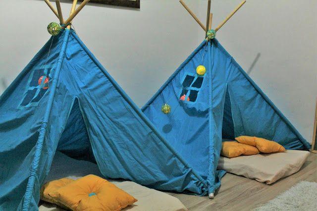 Noite do pijama, night pajama, festa em casa, aniversário, toca, toquinha, cabaninha, burrow, toca dos sonhos, toca kids party
