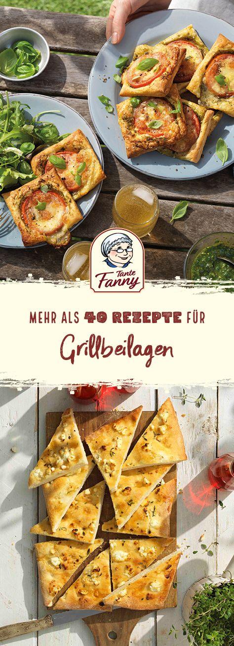 Grill-Saison: Mehr als 40 Rezepte für deine Grillbeilagen