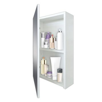 armoire de toilette non lumineuse armoire modulo 40 sensea, 40x60x17