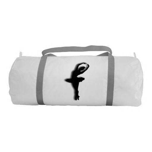 Ballerina Gym Bag