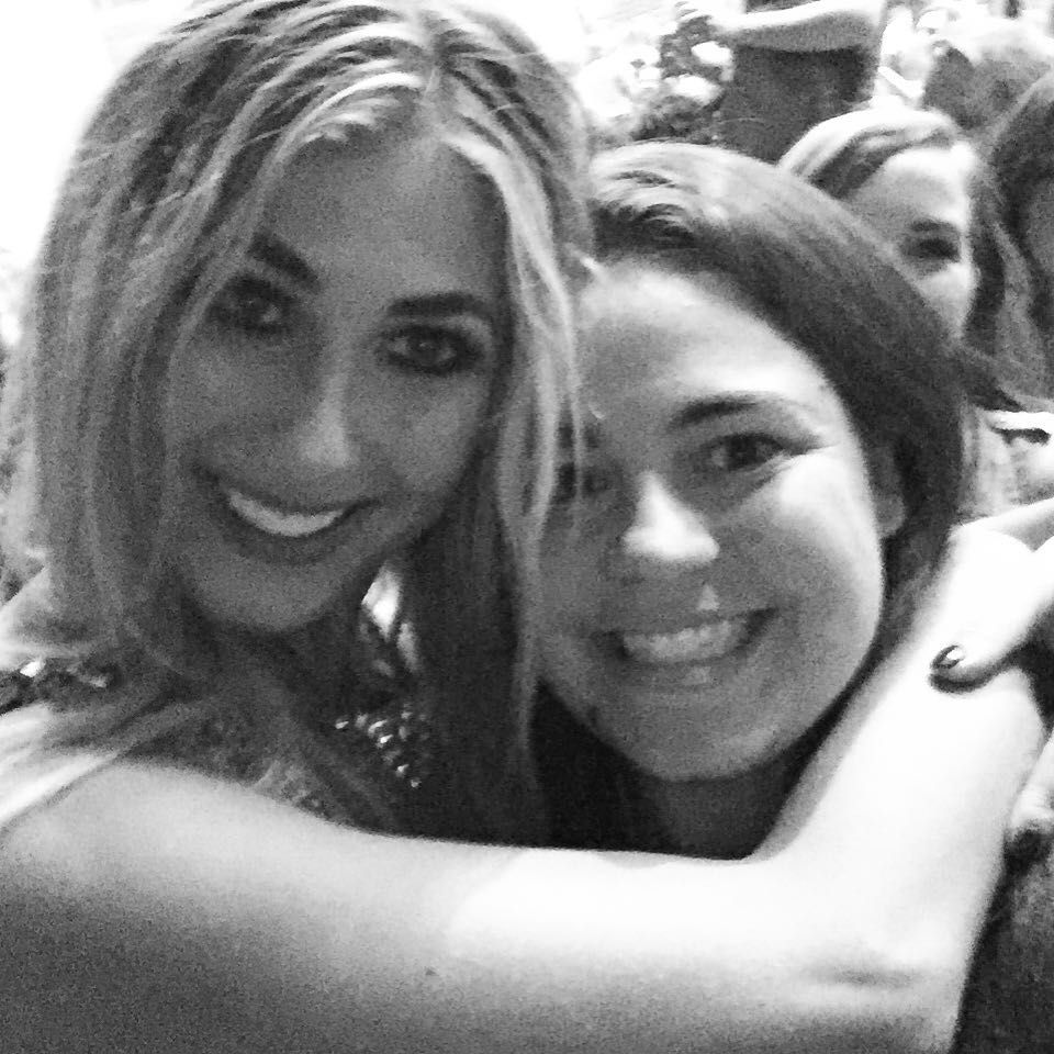 "Jo Swafford on Instagram: ""Always a joy to see this girl slay it. @emmaslaterdance thank you for always being so amazing to the fans and so humble. #emmaslater #dwts #dwtslivetour #dancingwiththestars #perfecttentour"""
