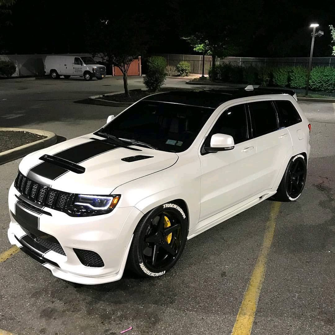 Srt Scatpack Hellcat Demon En Instagram Bagged Trackhawk