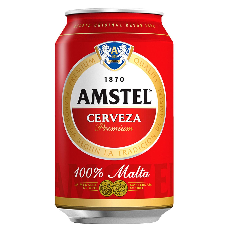 Amstel Beer Can Cervejas Artesanais Cerveja Artesanal
