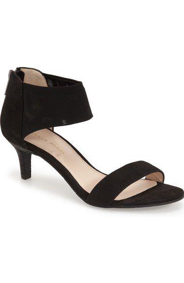 Pelle Moda 'Eden' Mesh Strap Sandal (Women) available at #Nordstrom