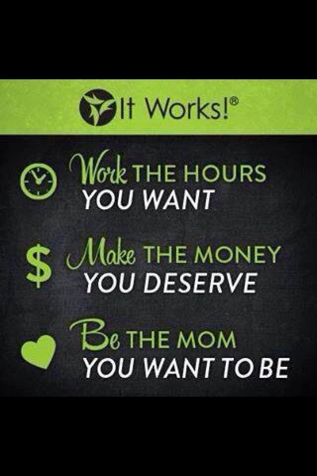 I wrap because IT WORKS! www.facebook.com/skinnywrapmoms