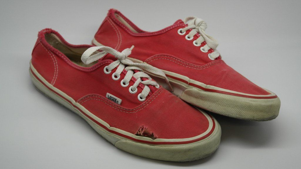 Boys' Shoes Original Vans Canvas Shoes From Usa Up-To-Date Styling