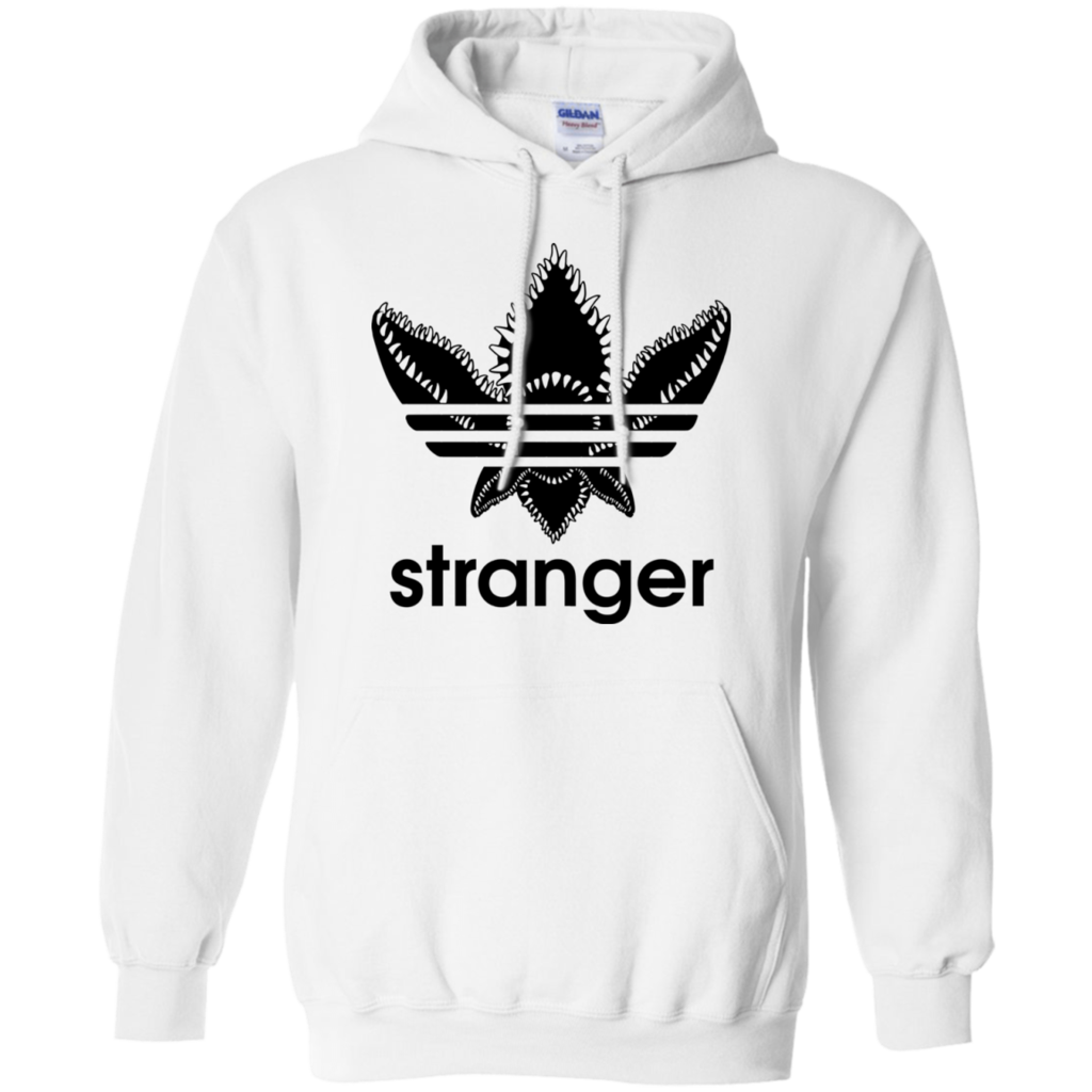 Stranger Things Stranger Demogorgon Adidas Shirt Hoodie Long Sleeve Stranger Things Outfit Stranger Things Hoodie Adidas Shirt [ 1024 x 1024 Pixel ]