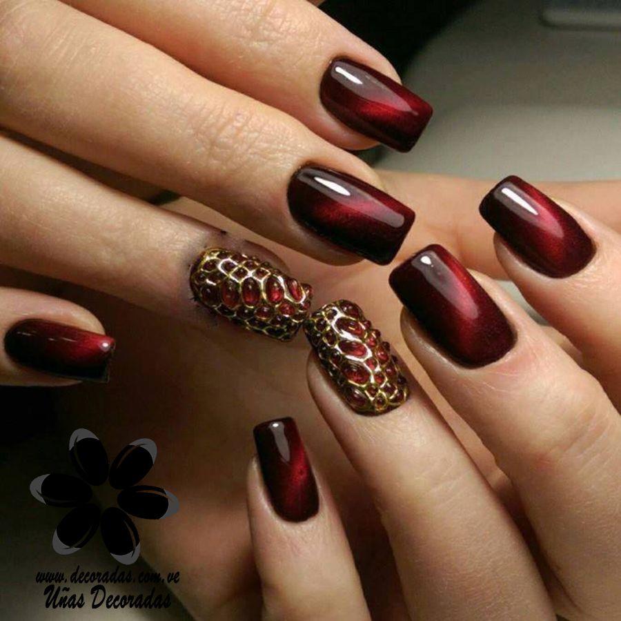 diseños de uñas … | Pinteres…