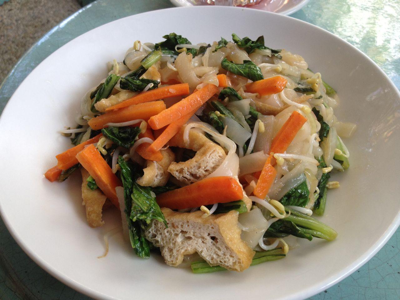 Wok Wok Wok Mmm, foods taste so good stir fried in a wok