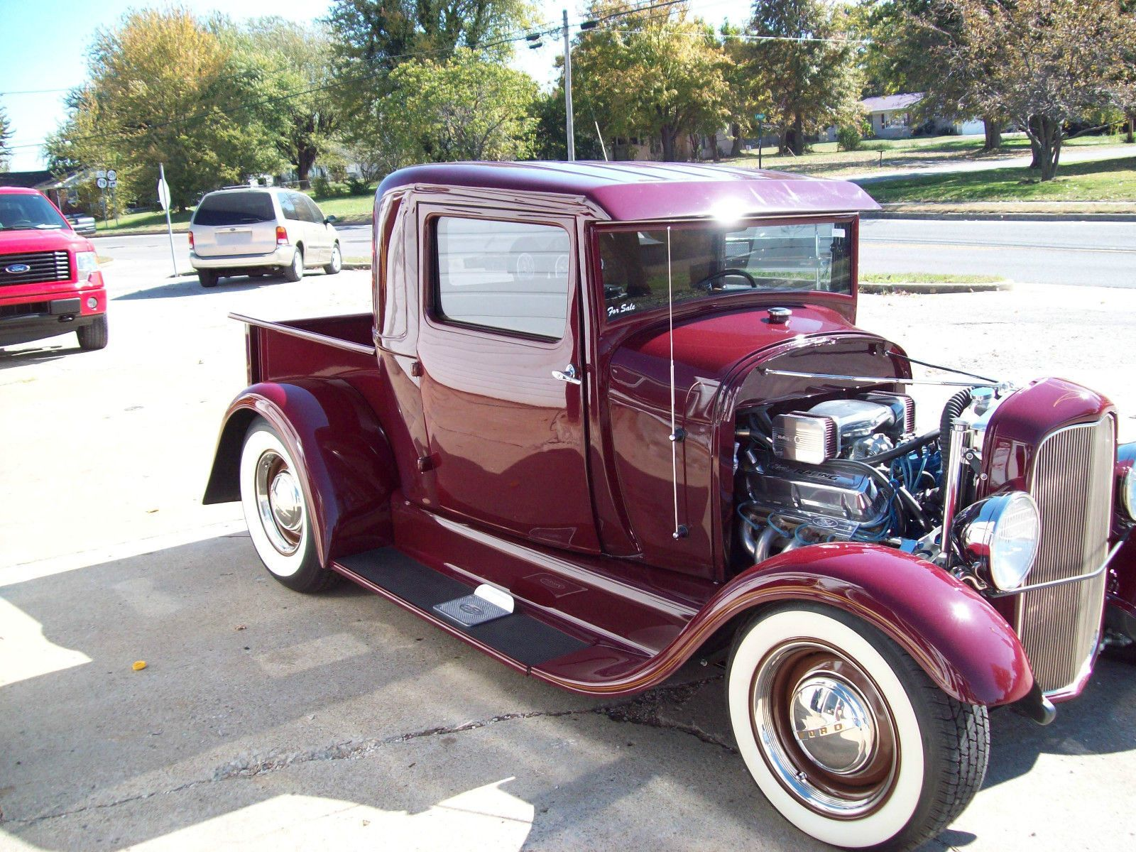1929 ford model a extended cab pickup hot rod for sale