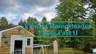 Maine Homestead Project Youtube Maine Homestead Project S