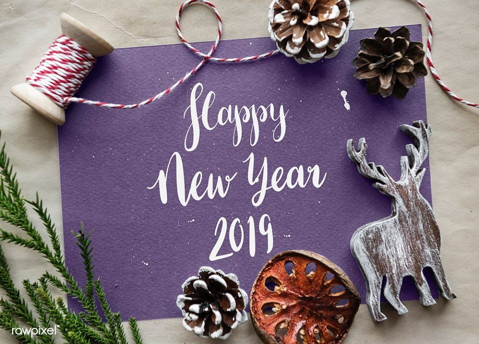 We hope that you all have a very happy New Year