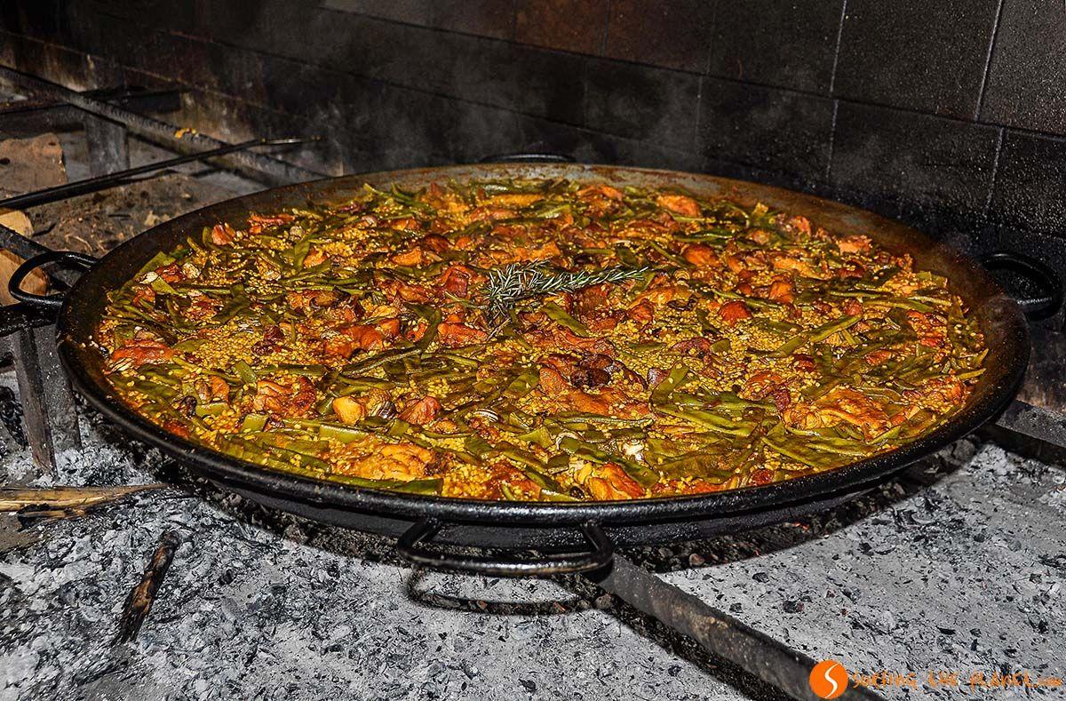 Visitare Valencia è anche mangiare la migliore paella