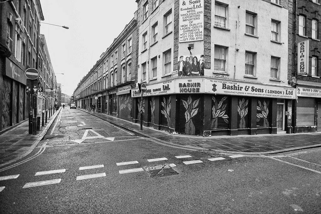 Pin by blue spot on Ron McCormick- Spitalfields and