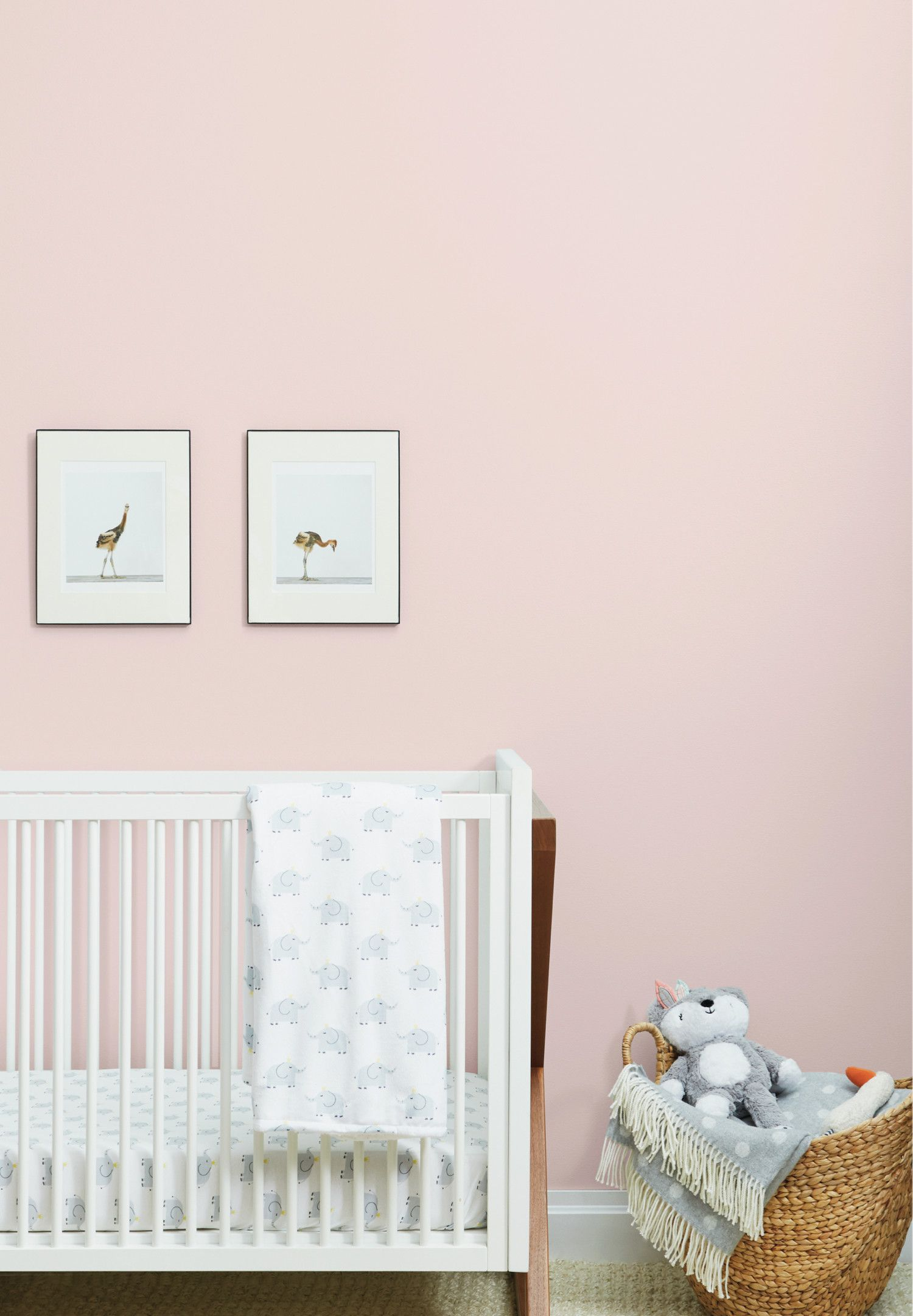 Perfectly Pink Design Girls Room Paint Pink Paint Colors Pink