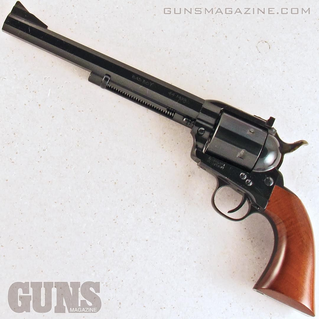 Bad Boy  Cimarron's  44 Magnum lives up to its name  More in
