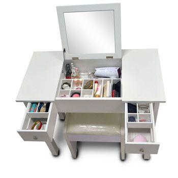 Muebles dormitorio maquillaje buscar con google - Mueble tocador moderno ...