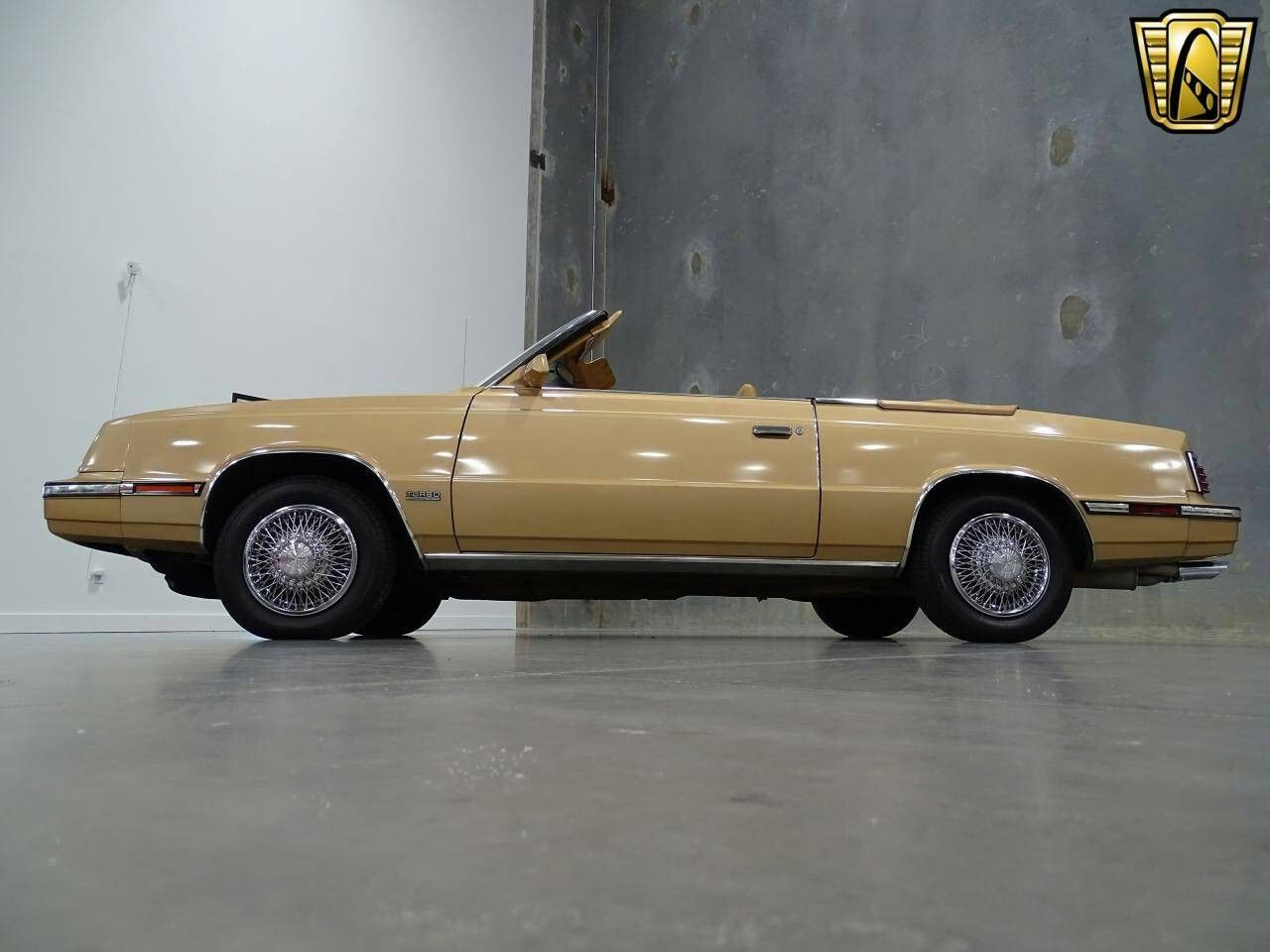 1985 Chrysler Lebaron Convertible With Images Chrysler Lebaron