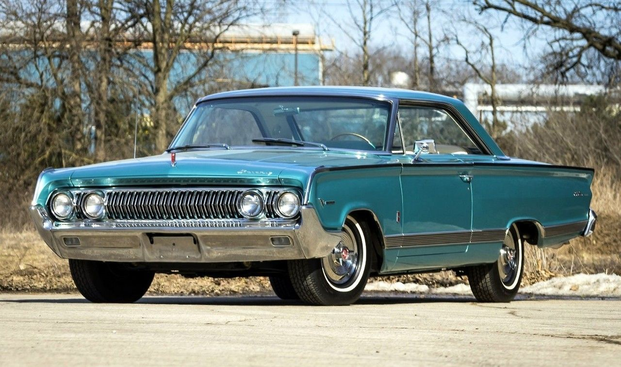1964 Mercury Super Marauder With A 427 R Code Mercury Cars Vintage Cars Mercury