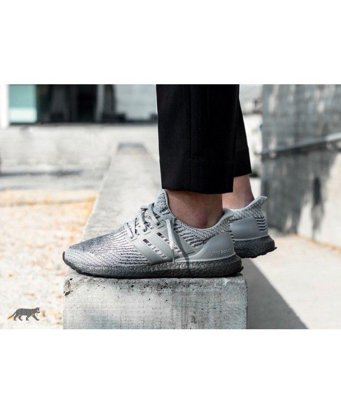 Adidas Australia Ultra Boost Triple Grey Grey Two Grey Two
