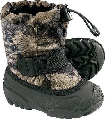 Kamik® Infants' Camo Tickle Boots