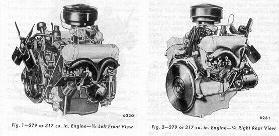 Y Block Details With Images Ford Blocks Engineering